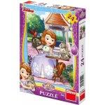 Dino Puzzle Sofia a zvířátka 18