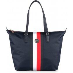 3eb4661e0d Tommy Hilfiger dámská shopper kabelka Poppy AW0AW06864 tmavě modrá ...