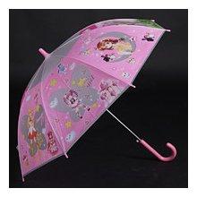 Dětský vystřelovací deštník Tim růžový