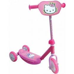 Hello Kitty Dětská trojkoloběžka Hello Kitty Princess IN_11798 Heureka.cz