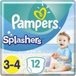 Pampers Splashers do vody S3 12ks