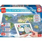 Educa Appuzzle Mapamundi: Mapa světa