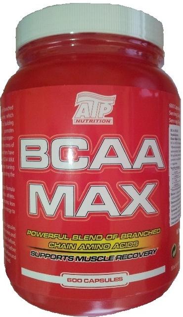 Výsledek obrázku pro ATP BCAA Max 600 tablet