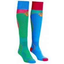 914a4331c76 Ortovox Ski Rock n Wool socks dámské merino ponožky Very Berry
