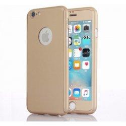 Pouzdro SES Oboustranné 360° celotělové Apple iPhone 6 6S - zlaté od ... 0e0bedb615a