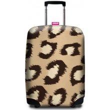 Obal na kufr SUIT 9080 Leopard