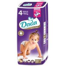 Dada Extra Care 4 7-18 kg 50 ks