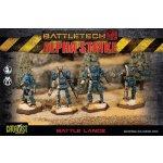 Catalyst Game Labs BattleTech: Alpha Strike Battle Lance Pack
