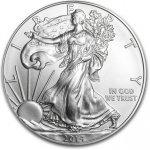 Eagle American Stříbrná investiční mince 1 Oz 2014