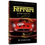 Ferrari - slavná auta gt DVD