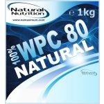 Natural Nutrition 100% WPC 80 Natural 2500 g
