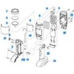 Narex 4. žárovka do svítilny 648292 NAREX pro Aku svítilna 0,8A 14,4V 648276