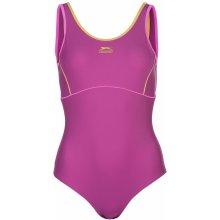 Slazenger Swim Purple/lemon