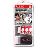 Alpine MusicSafe Pro Black SNR 14,17+18 dB 1 pár