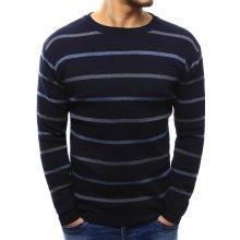 Deenite Pánský pruhovaný svetr