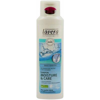 Lavera Basis Sensitiv šampon hydratačný 250 ml