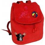 MÚ batoh Krtek červený