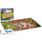 Wiky 4D Puzzle City starověký Řím