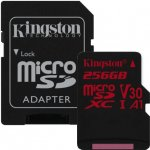 Kingston micro SDXC 256GB UHS-I SDCR/256GB