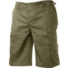 Mil-tec krátké kalhoty Bermudy olivové