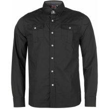 Lee Cooper - Croft Long Sleeve Shirt Mens
