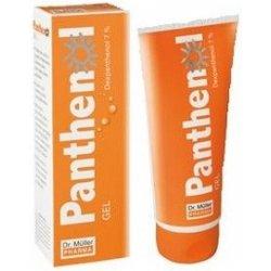 Dr. Müller Panthenol gel 7% 100 ml