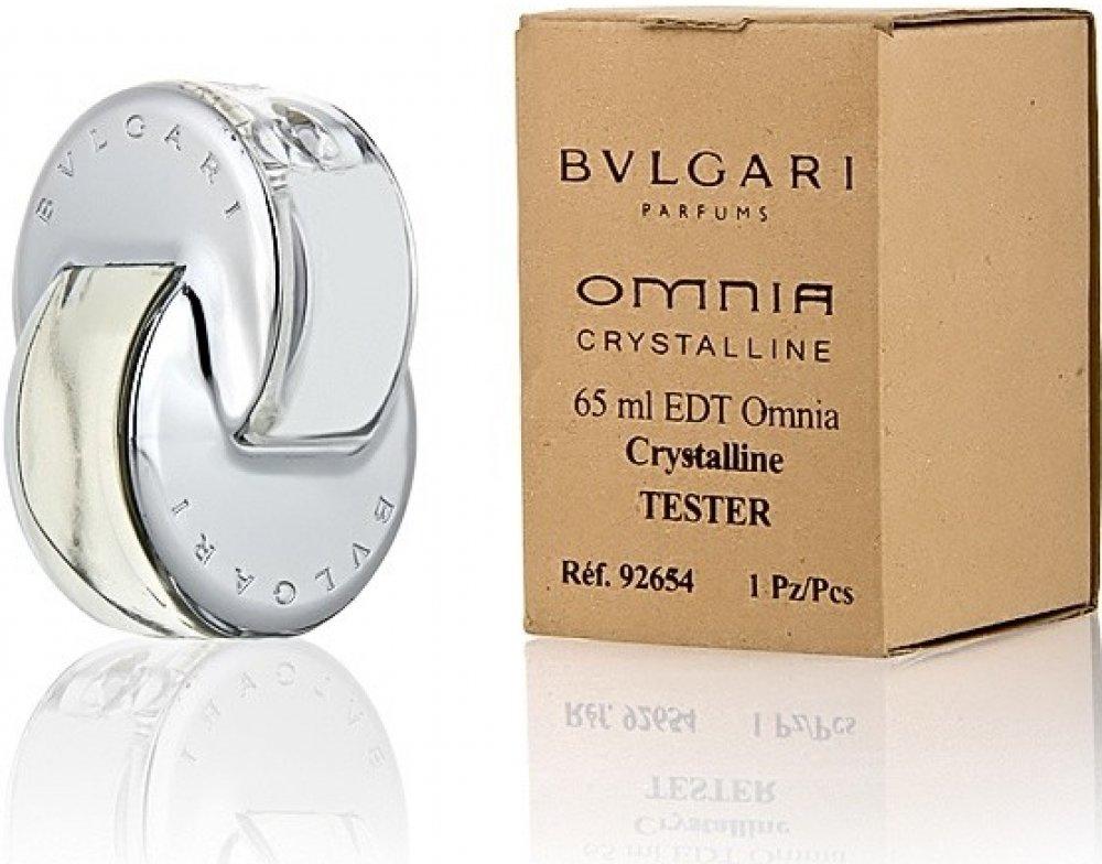 aa5aec528c ... Bvlgari Omnia Crystalline toaletní voda dámská 65 ml tester ...