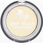 E style Matt Touch Eye Shadow Mono New 2 Vanilla 6 g