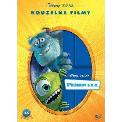 Příšerky s.r.o. - DVD