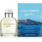 Dolce & Gabbana Light Blue Discover Vulcano toaletní voda pánská 125 ml
