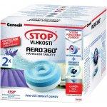 CERESIT Stop vlhkosti náhradní tablety 2x450g levandule