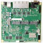 PC Engines APU.4B4 system board (GX-412TC quad core / 4GB / 4 Intel GigE); APU4B4