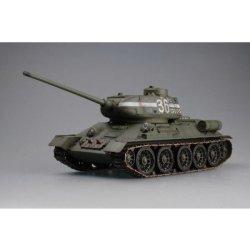 Torro RC tank T34/85 2.4 GHz IR zvuk zelená barva 1:16