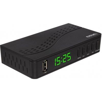 EVOLVEO Alpha T2, HD DVB-T2 H.265/HEVC rekordér DT-3055-T2-HEVC