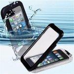 Pouzdro SES Vodotěsný Apple iPhone 5/5S/SE - černé