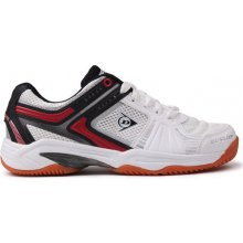 Dunlop Indoor Court Shoes junior white/red