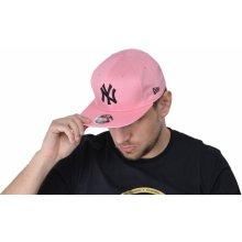 f7d35259290 New Era True Originators New York Yankees 9FIFTY Bright Rose Black  Strapback růžová   černá