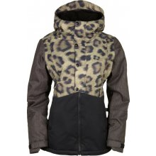 Authentic Rumor 686Insulated Jacket leopard clrblk 16/17