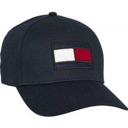 Tommy Hilfiger tmavě modrá kšiltovka SPW Flag Cap alternativy ... aa80f6ee8f