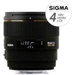 Sigma 85mm f/1,4 EX DG HSM Canon
