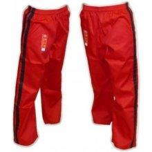 Hayashi pánské kalhoty sportovní červené