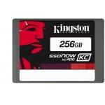 """Kingston SSDNow KC400 256GB, 2,5"""", SATAIII, SKC400S37/256G"""