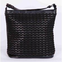 Beiyani moderní kabelka černá