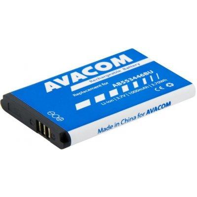 AVACOM baterie do mobilu Samsung B2710, C3300 Li-Ion 3,7V 1000mAh, (náhrada AB553446BU) - GSSA-2710-1000A