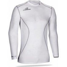 Jadberg funkční tričko ALFA-LS dlouhý rukáv ´13 bílé