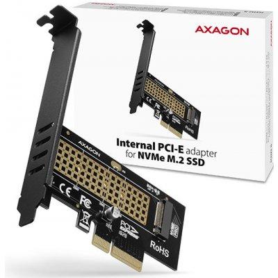 AXAGON PCEM2-N, PCIe x4 - M.2 NVMe M-key slot adaptér PCEM2-N