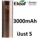 iSmoka-Eleaf iJust S baterie Brushed Bronze 3000mAh