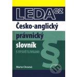 Česko-anglický právnický slovník 3. vydání