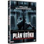 Plán útěku DVD