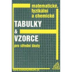 MATEMATICKÉ, FYZIKÁLNÍ A CHEMICKÉ TABULKY A VZORCE PRO STŘEDNÍ ŠKOLY - Jiří Mikulčák